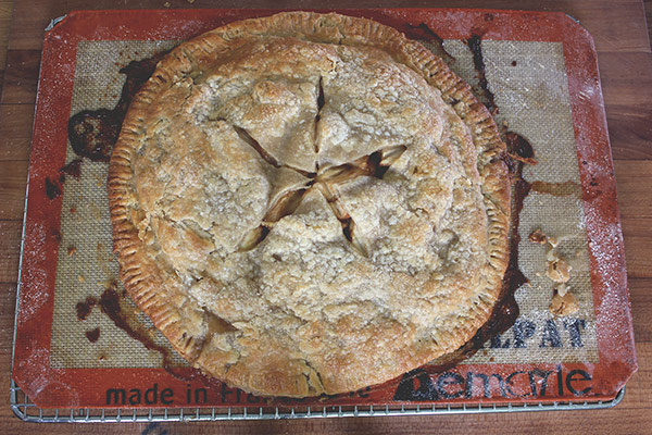 Pear_galette