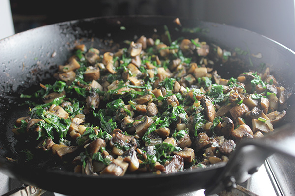 Mushrooms-ramps